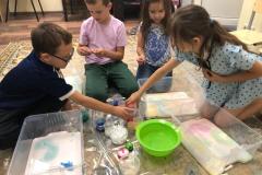 Арт-терапия в групповой работе с детьми