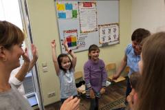Сколько радости вызывают такие занятия у детей и взрослых!