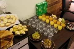 Угощения и напитки