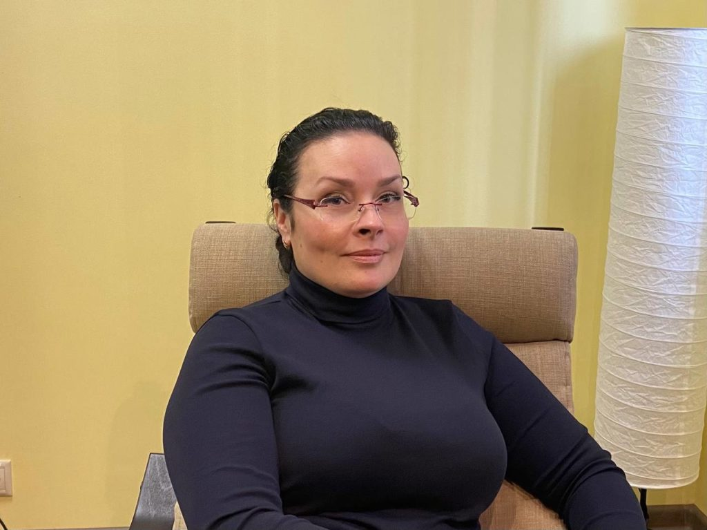Панкина И.В. психотерапевт