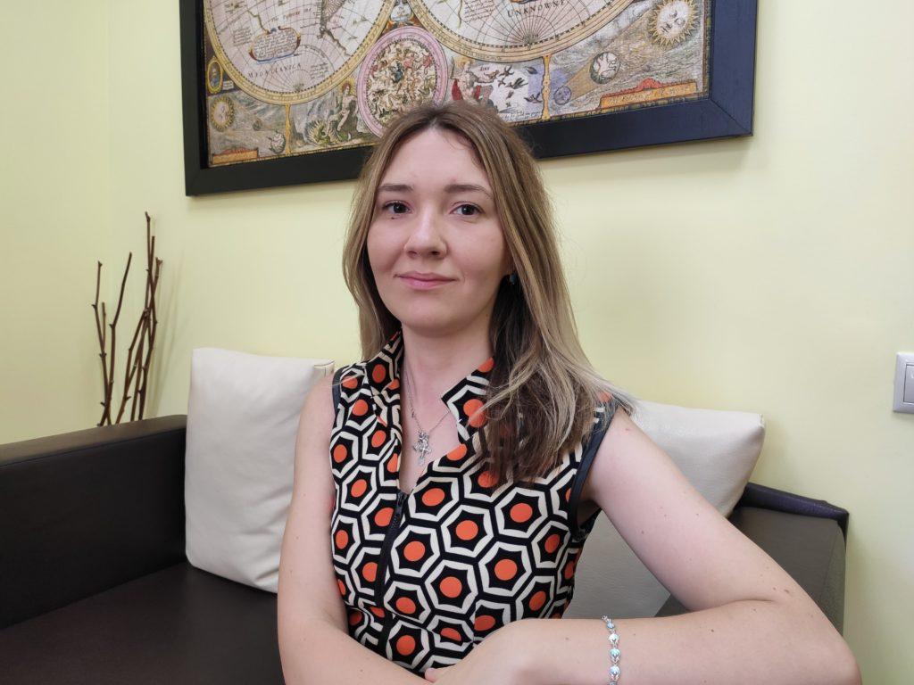 Асанова Евгения Дмитриевна