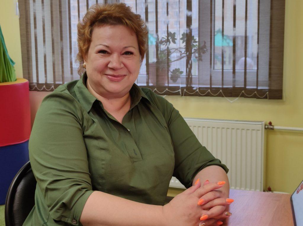 Юршина В.В. - клинический психолог, нейропсихолог